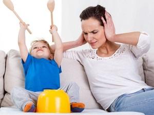 Гиперактивный ребенок: признаки