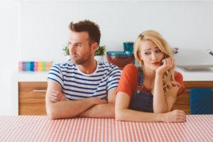 Как избежать расторжения брака с супругой?