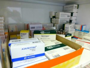 Какие лекарства относятся к данному типу или классу?