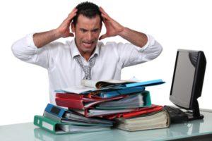 Что делать при неприятностях на работе?