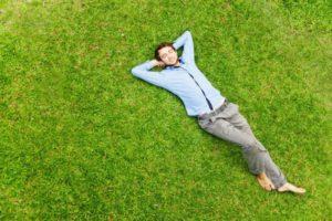 Что такое умение расслабляться у человека?
