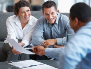 Отработка в продажах банковских продуктов клиентам