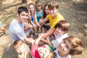 Примеры детских игр, упражнений и заданий