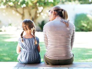 Что делать, если кто-то из ваших родителей расстроен?