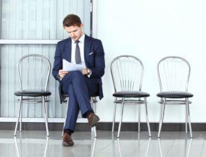 Не нервничать перед собеседованием на работу
