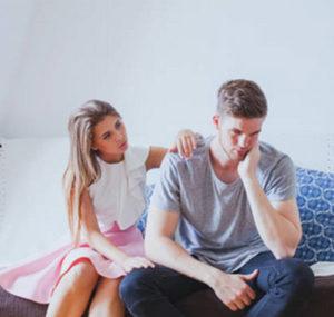 Советы по успокоению мужчины или парня