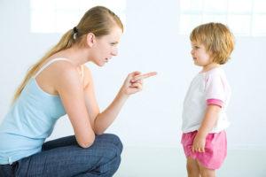 Как отучить ребенка от вредной привычки?