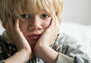 Как помочь нервному мальчику или девочке?