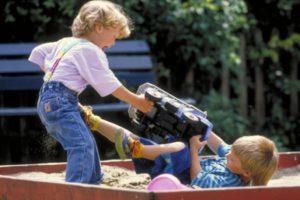 Что делать с детской агрессией?