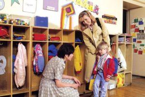 Особенности привыкания детей