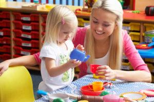 Как помочь малышу адаптироваться к детскому саду?