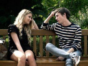 Взаимоотношения с парнем на грани