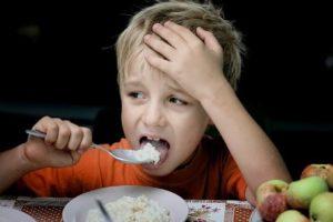 Особая диета и режим дня