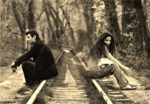 Признаки увядания отношений