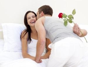 Как сделать счастливой жену?