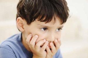 Невроз у детей: симптомы и лечение