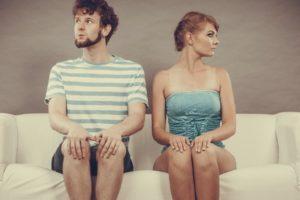 Трудности с противоположным полом