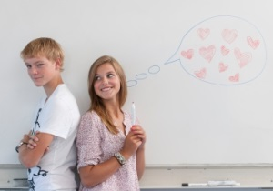 Как понравиться однокласснику?