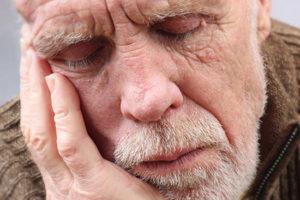 Виды и формы патологии у стариков