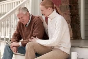 Основные причины старческих видений