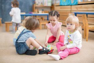 Основные степени адаптации ребенка в ДОУ