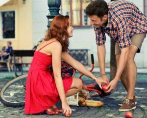 Поведение, жесты и взгляд мужчины, когда ему нравится женщина