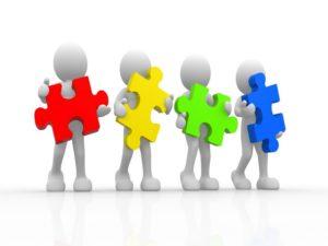 Признаки и структура группы