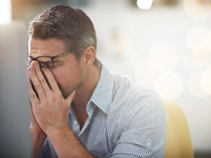 Основные виды отрицательных эмоций