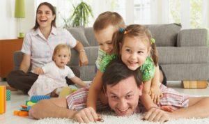Влияние семьи