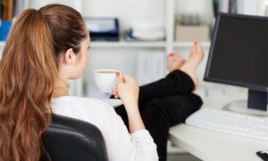 Как проще относиться к работе и не нервничать?
