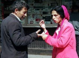 Основные техники и приемы цыган