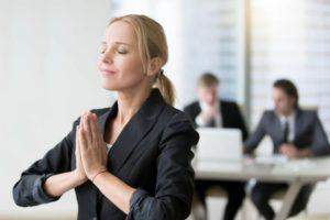 Как сохранять спокойствие на рабочем месте?