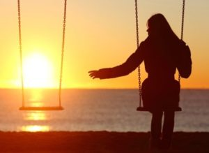 Как справиться с потерей родного человека?