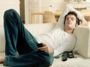 Причины, по которым муж не работает
