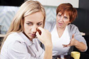 В чем причины постоянных ссор?