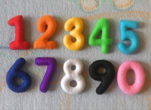 Цифры - техника