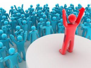 Особенности номинального лидера в группе