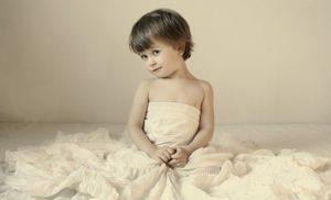 Воспитанная дочка у родителей - какая она?