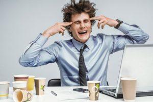 Проблема стрессовых состояний в труде: причины