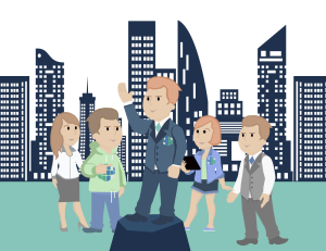 Что значит управление лидерством?