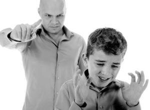 Типы неправильного воспитания в семьях