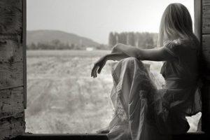Одиночество у красивых девушек