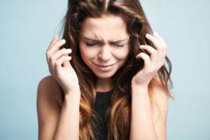 Психология возникновения негативного чувства