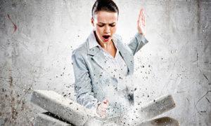 Приступ гнева: как справиться самостоятельно?
