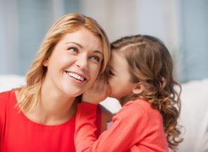 Формы общения дошкольников
