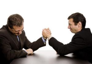 Формы и примеры соперничества