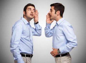 Человек разговаривает сам с собой вслух: основные причины