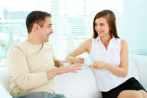 Как найти тему для разговора?