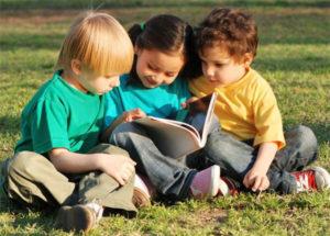 Формы общения дошкольников со сверстниками