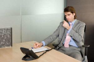 Деловые переговоры по телефону: пример ведения